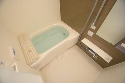 【浴室】エスパシオ・コモド大阪新町