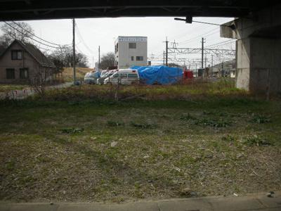 【外観】熊谷市瀬南 430万 土地
