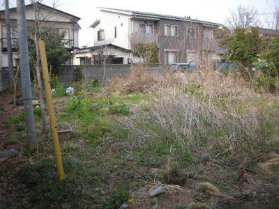 【外観】熊谷市宮町2丁目 1844.5万 土地