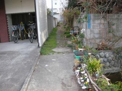【前面道路含む現地写真】熊谷市宮町2丁目 1844.5万 土地