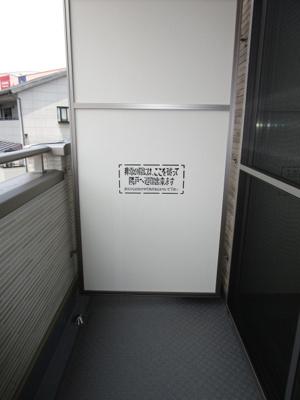 【バルコニー】ソラーナ古川橋