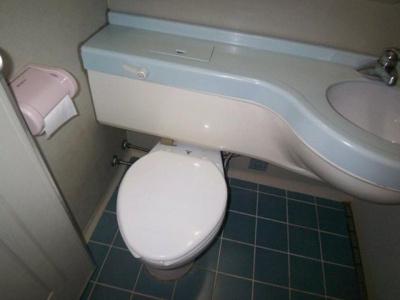 【トイレ】神の木ハイム