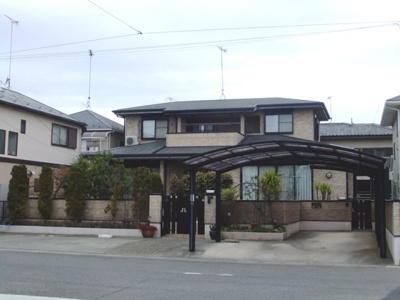 【外観】鴻巣市新宿1丁目 中古一戸建て