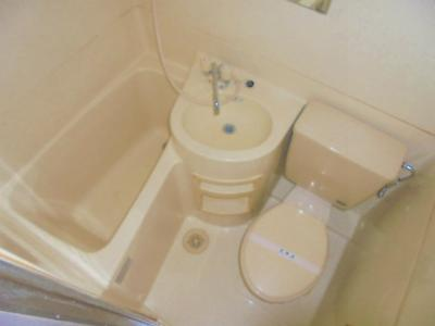 【浴室】マンションYOU