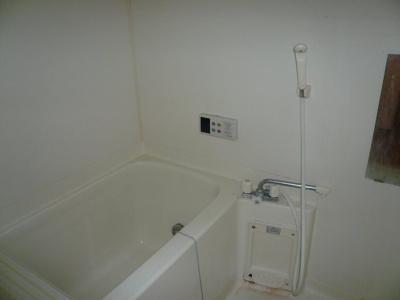【浴室】ヒーローマンションひたち