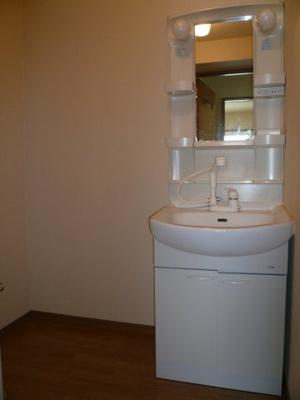 【独立洗面台】ヒーローマンションひたち