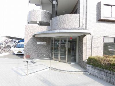 【エントランス】アーク昭島レジデンス
