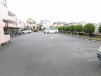 【駐車場】ローゼンハイン