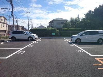 土支田3-37番地駐車場