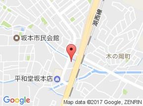 【地図】レイクびわ