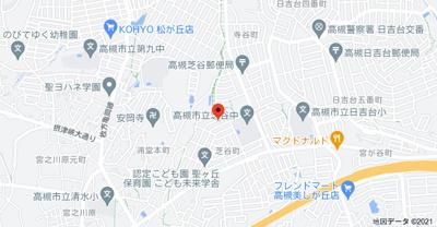 【地図】芝谷町戸建 (株)Roots