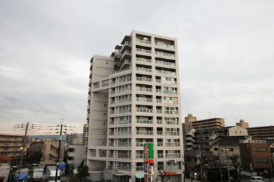 【外観】レピア鶴見ザ・プライム