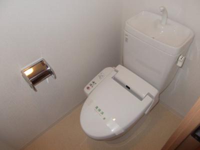 【トイレ】カスタリア三宮