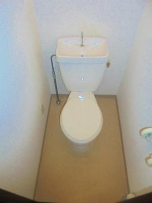 【トイレ】ベルメゾンK
