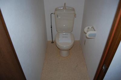 【トイレ】エール白須賀2