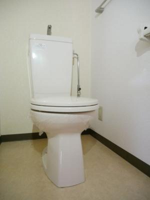 【トイレ】ヴィラフォレスト