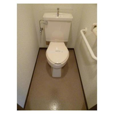 フローラ稲毛のトイレ