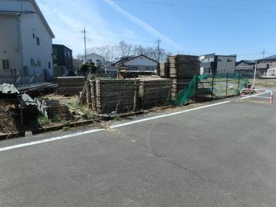 【外観】高崎市下佐野町 売地