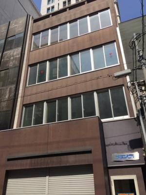 大阪市中央区南本町 外観
