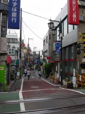 充実の東松原駅前商店街