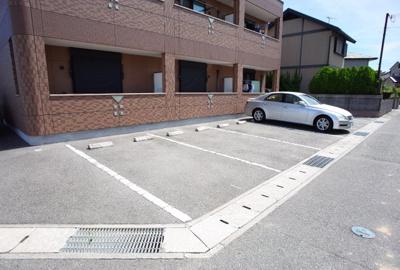 【駐車場】エスポワールミニオン