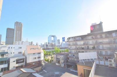 【展望】デセンテ北梅田