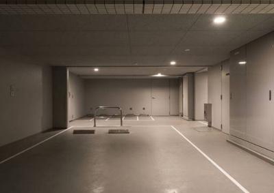 【駐車場】ガーラ・ヴィスタ練馬