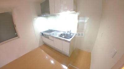 【キッチン】ファミリー