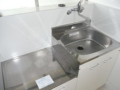 【キッチン】寺口ハイツ