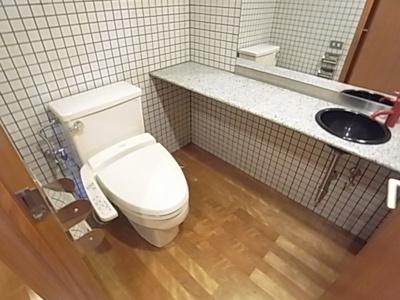 【トイレ】ランドマーク住吉