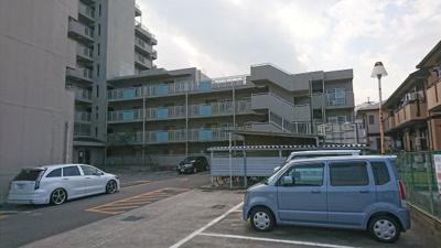 【駐車場】ガーデンハイツ飯坂2