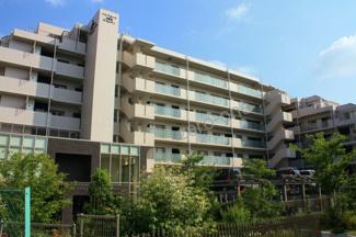 平成21年建築のマンション、クレアコート上野芝ラベルヴィ です