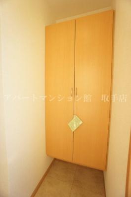 【玄関】クレールⅣ