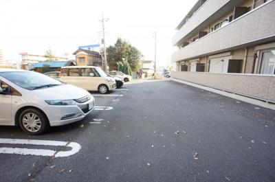 【駐車場】クレールⅣ