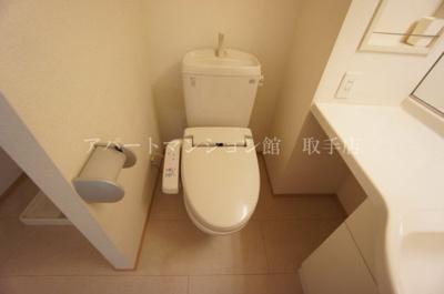 【トイレ】クレールⅣ
