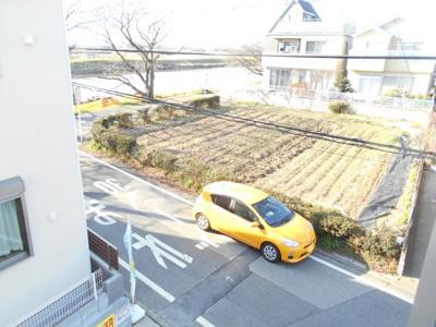 【前面道路含む現地写真】白岡 西 全1棟 1号棟 45坪