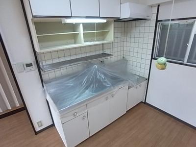 【キッチン】メゾン三宮