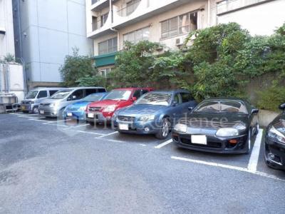 【駐車場】アーバンキバ