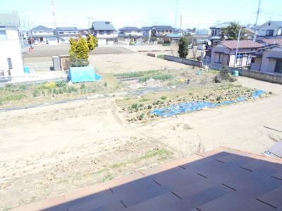 【展望】岩槻区 徳力 全2棟 2号棟 南欧風住宅 らすと1棟