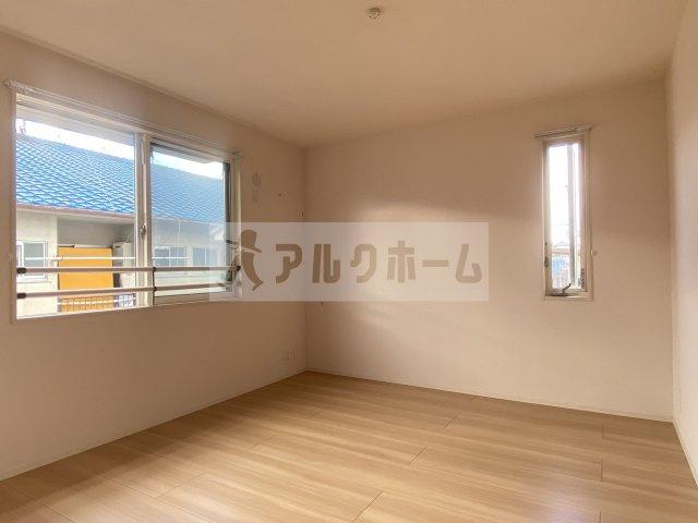 レジデンス平野 お手洗い内収納