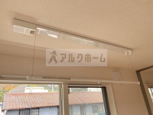 レジデンス平野 玄関