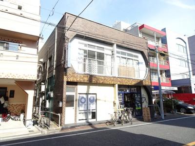 杉浦アパート 鶯谷駅から徒歩7分・入谷駅から徒歩10分!木造の2階建てアパート。