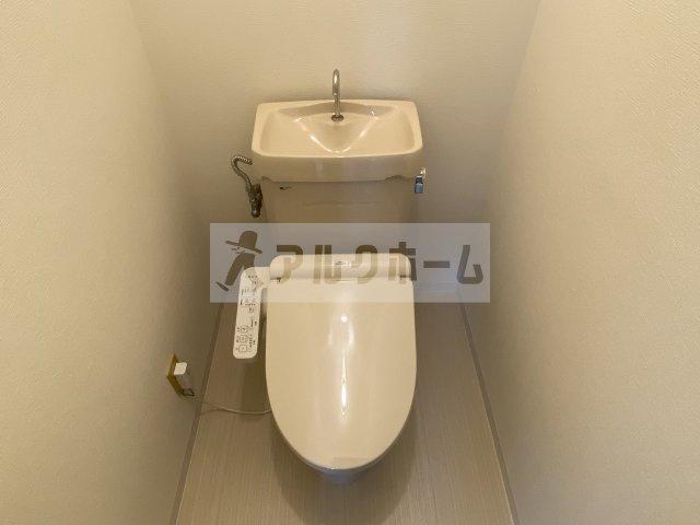【トイレ】B.ビレッジ