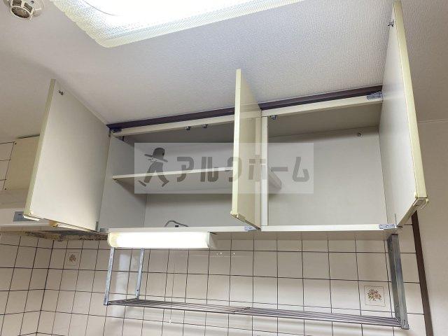【キッチン】B.ビレッジ