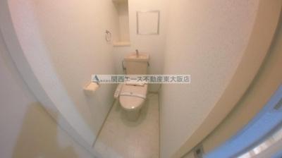 【トイレ】ハイツエンブレム