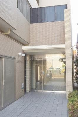 【エントランス】ルチューレ西梅田