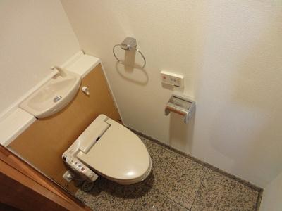 【トイレ】リーガル神戸下山手