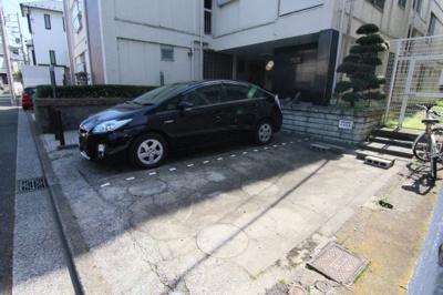 【駐車場】ニチモ日吉第一コーポラス