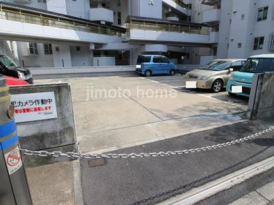 【駐車場】千里山ロイヤルマンションA棟