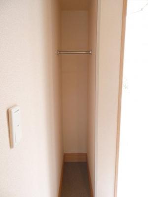 玄関収納クローク